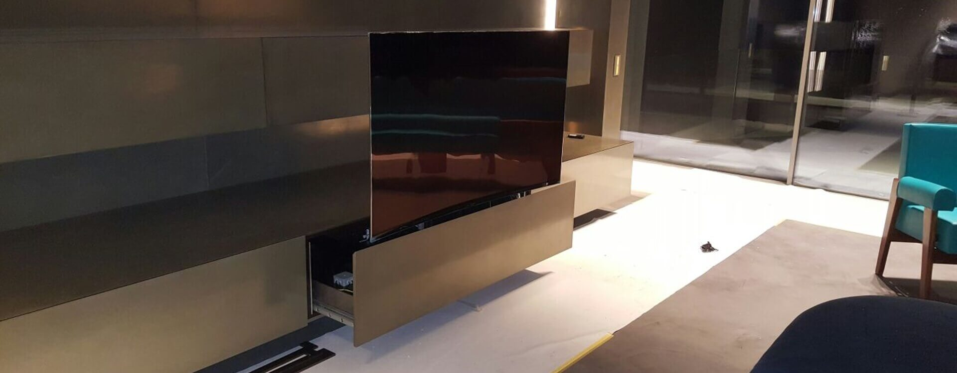 TV-Lift-Schublade